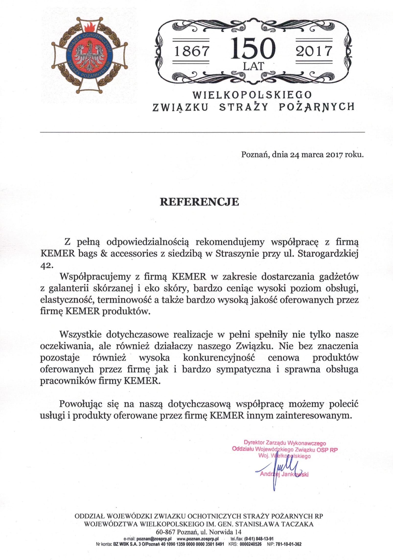 Wielkopolski Związek Staży Pożarnych
