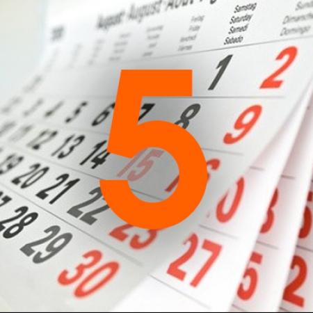 Kalendarze 5
