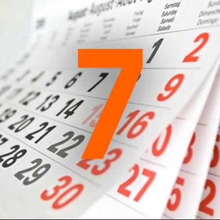Kalendarze 7