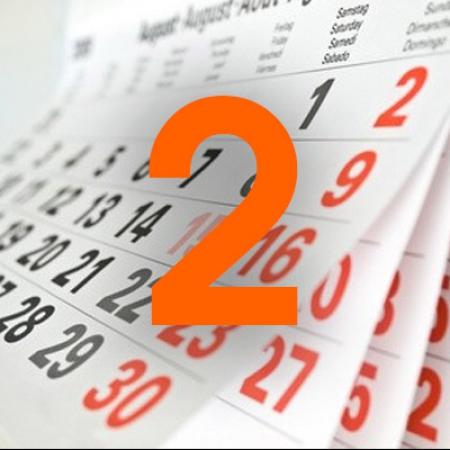 Kalendarze 2
